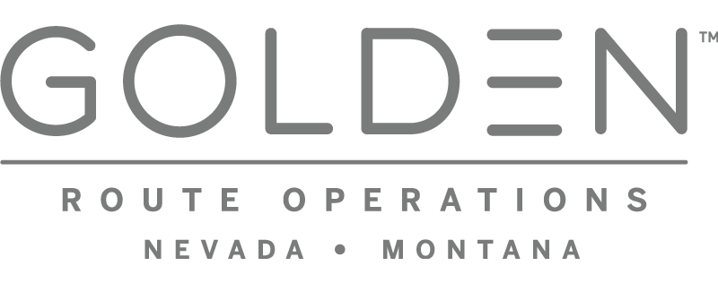 Golden Route Operations logo