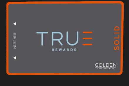 True Rewards Program by Golden Entertainment Solid